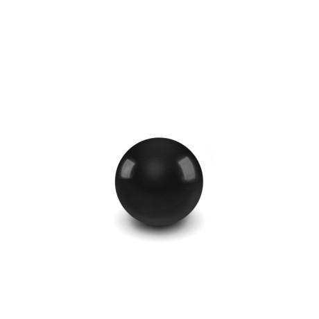 Šungitová koule Ø 3 - 3,5 cm