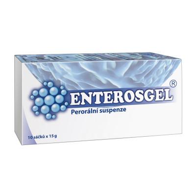Enterosgel krabička - 10 x 15 g